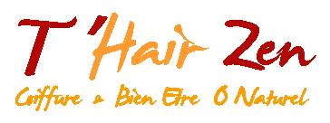 T'Hair Zen Logo